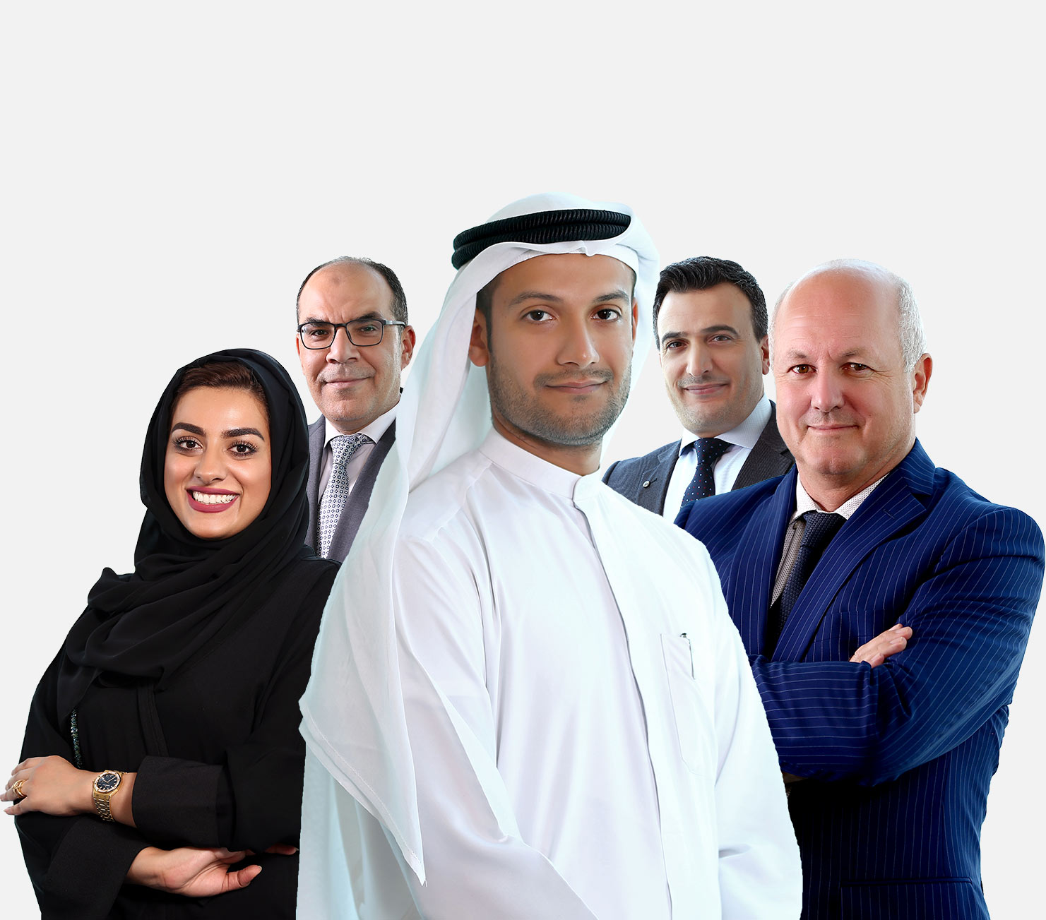 Legal Team at Hamdan Alshamsi law firm