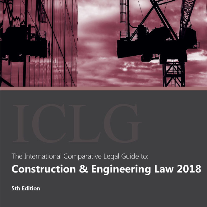 Construction & Engineering Law 2018