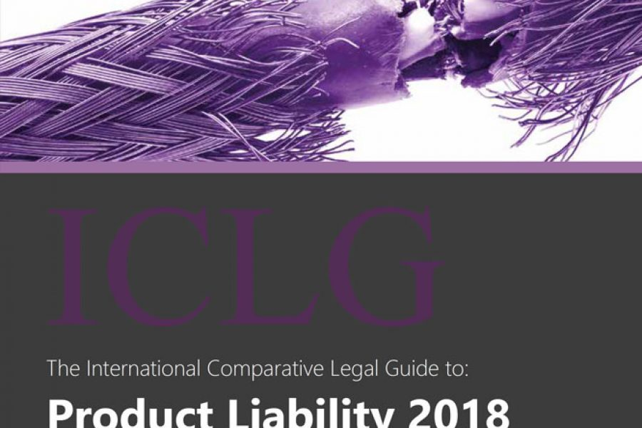 Product Liability 2018