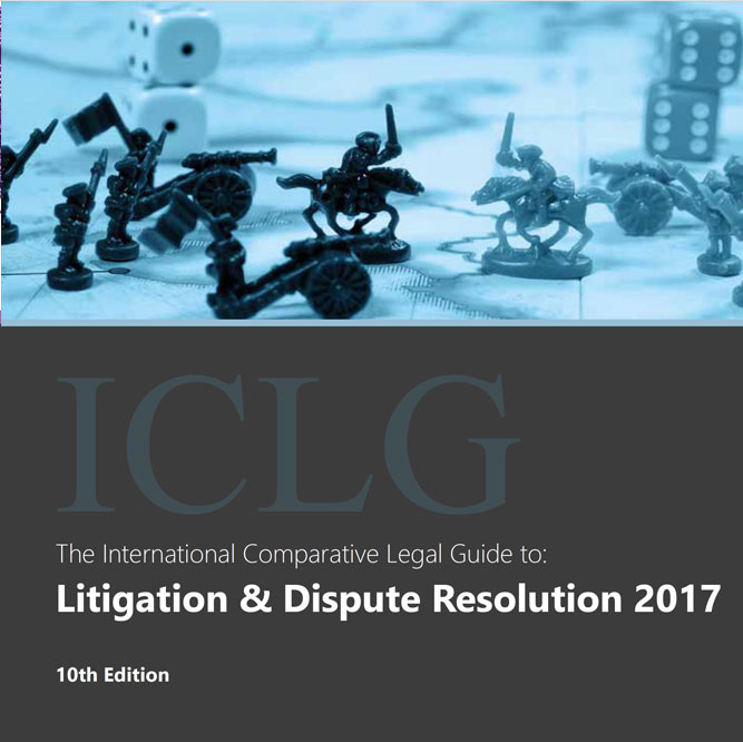 Litigation & Dispute Resolution 2017