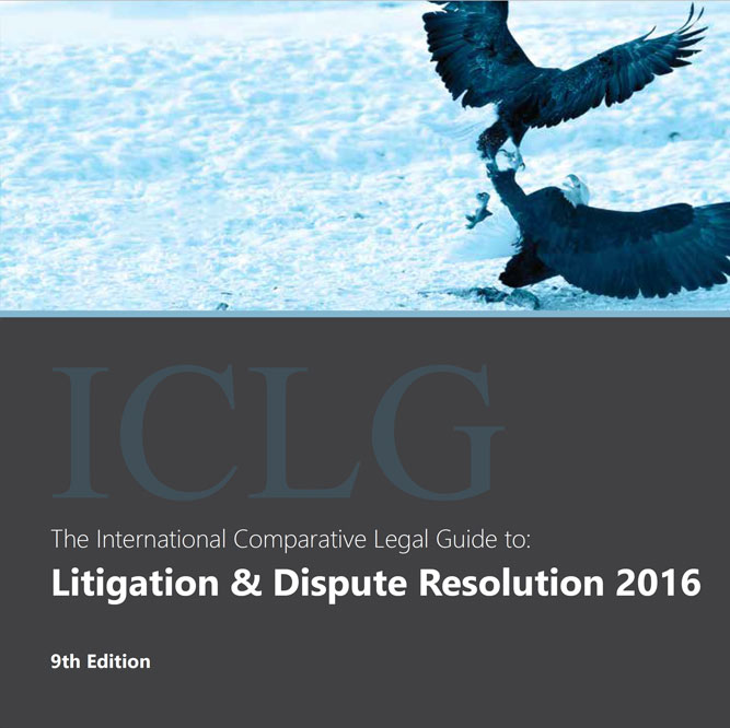 Litigation & Dispute Resolution 2016