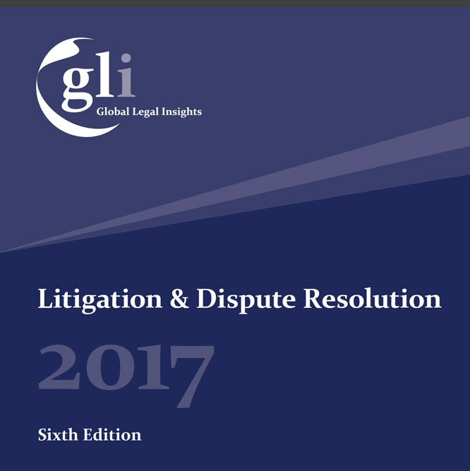 Litigation & Dispute Resolution 2017 5th Edition