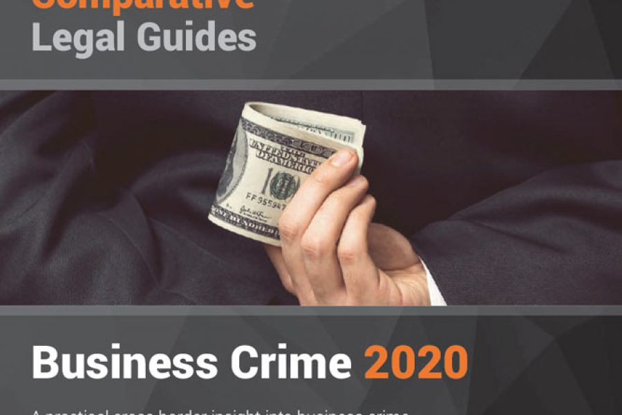 International Comparative Legal Guides – Business Crime 2020